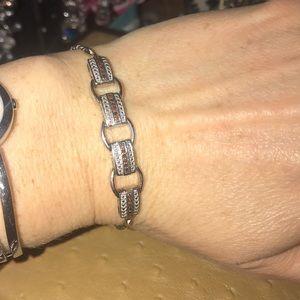 Jewelry - Sterling silver bolo bracelet